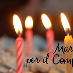 marketing per il compleanno