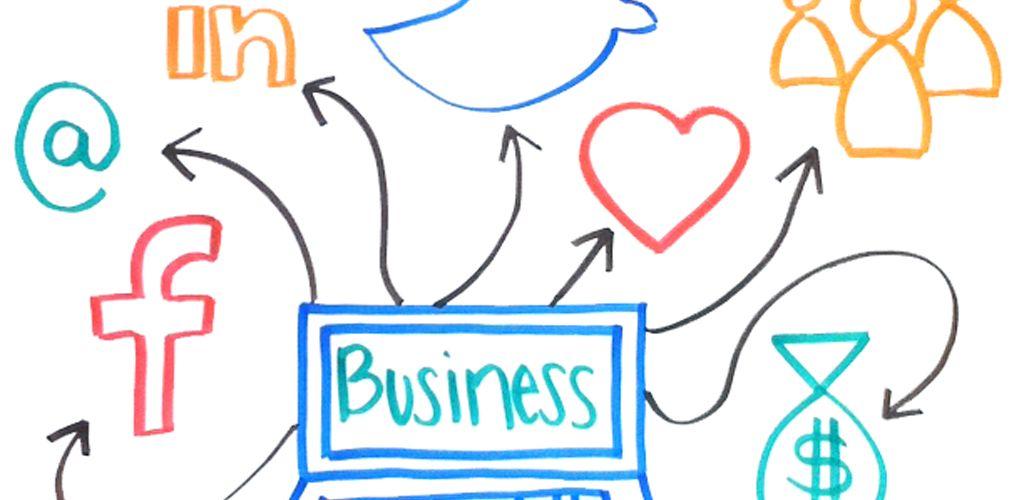 gestione del centro estetico social network