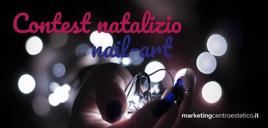 concorso nail-art natale