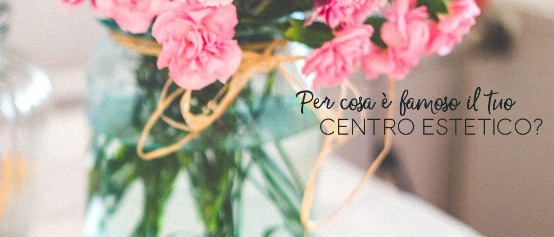 specializzazione centro estetico