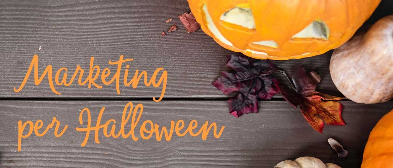 marketing per halloween