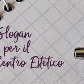 slogan centro estetico