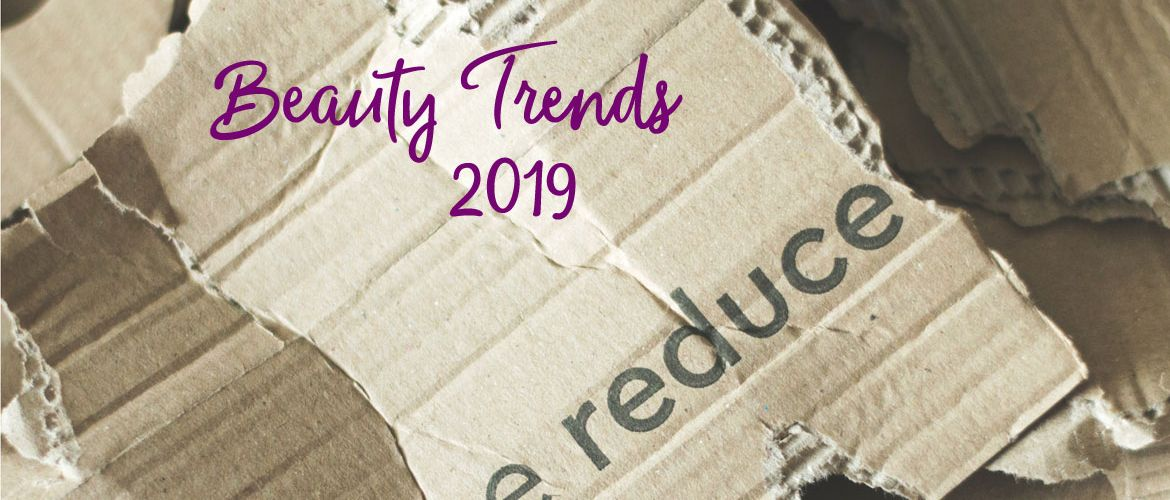 beauty trends 2019
