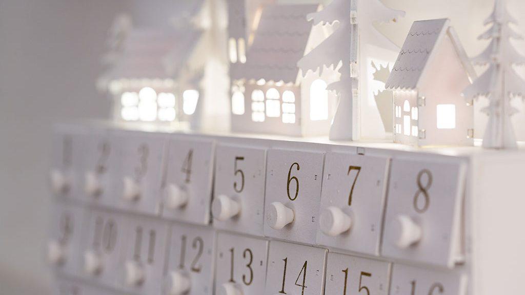 Calendario avvento beauty