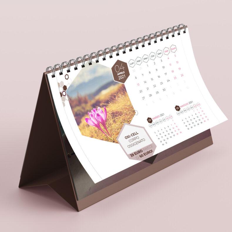 calendario centro estetico